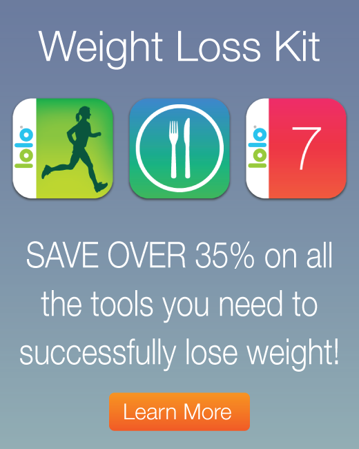 Weight loss bundle side banner