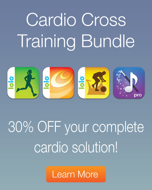 Cardio bundle side banner