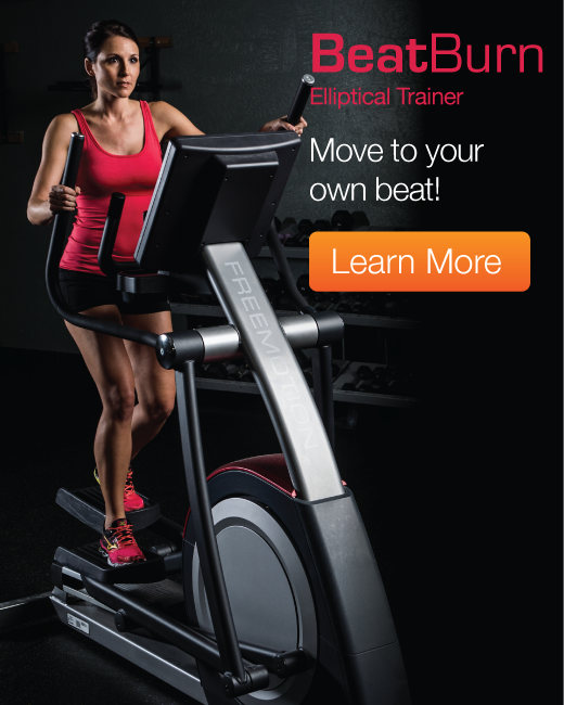 Elliptical blog side banner