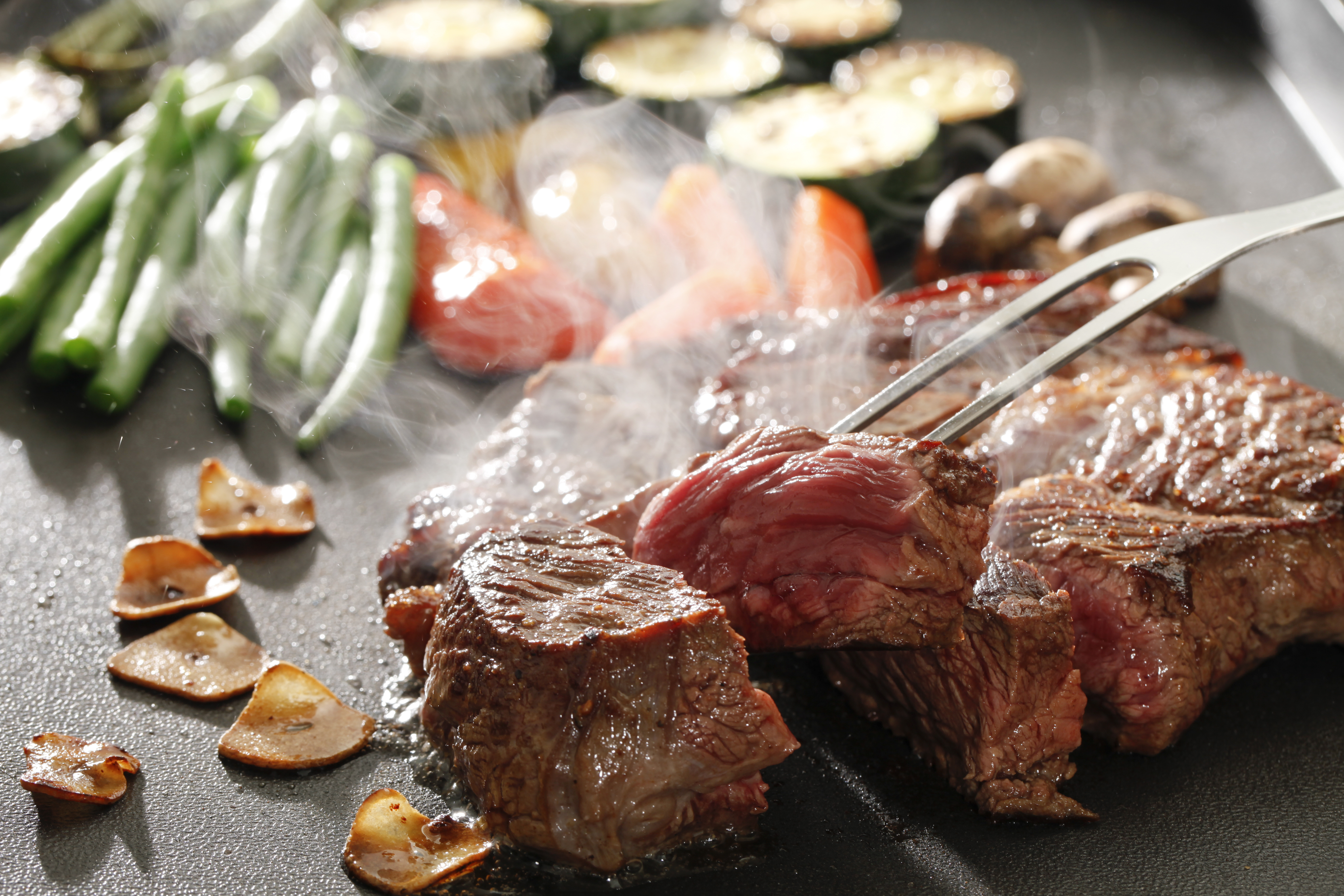 Beat stress with red meat