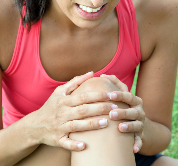 Knee pain injury