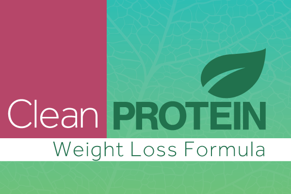 Clean protein small banner