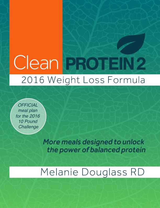 Clean protein meal plan 2