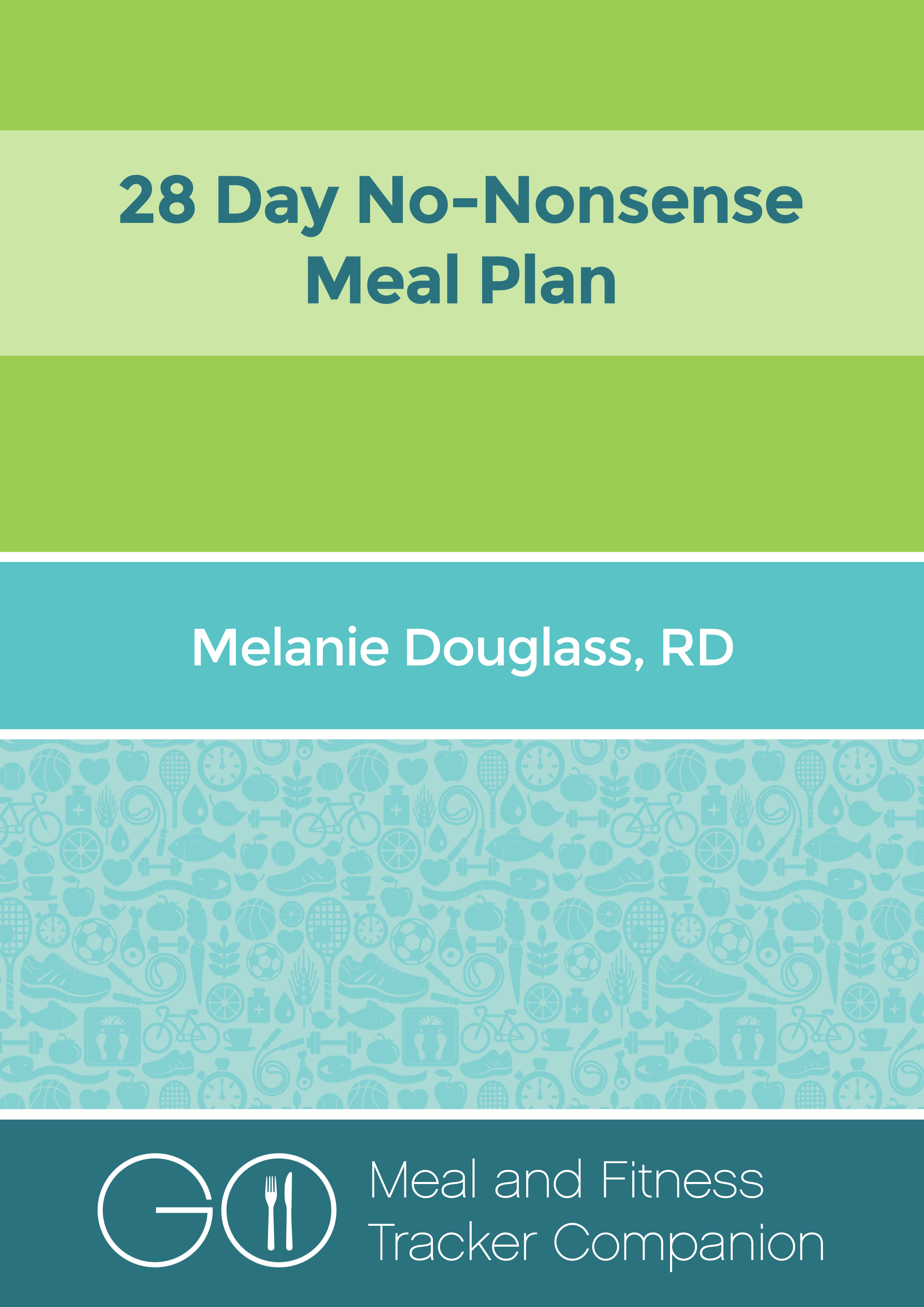Go meal plan cover