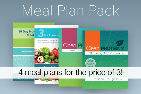 Meal plan pack small banner